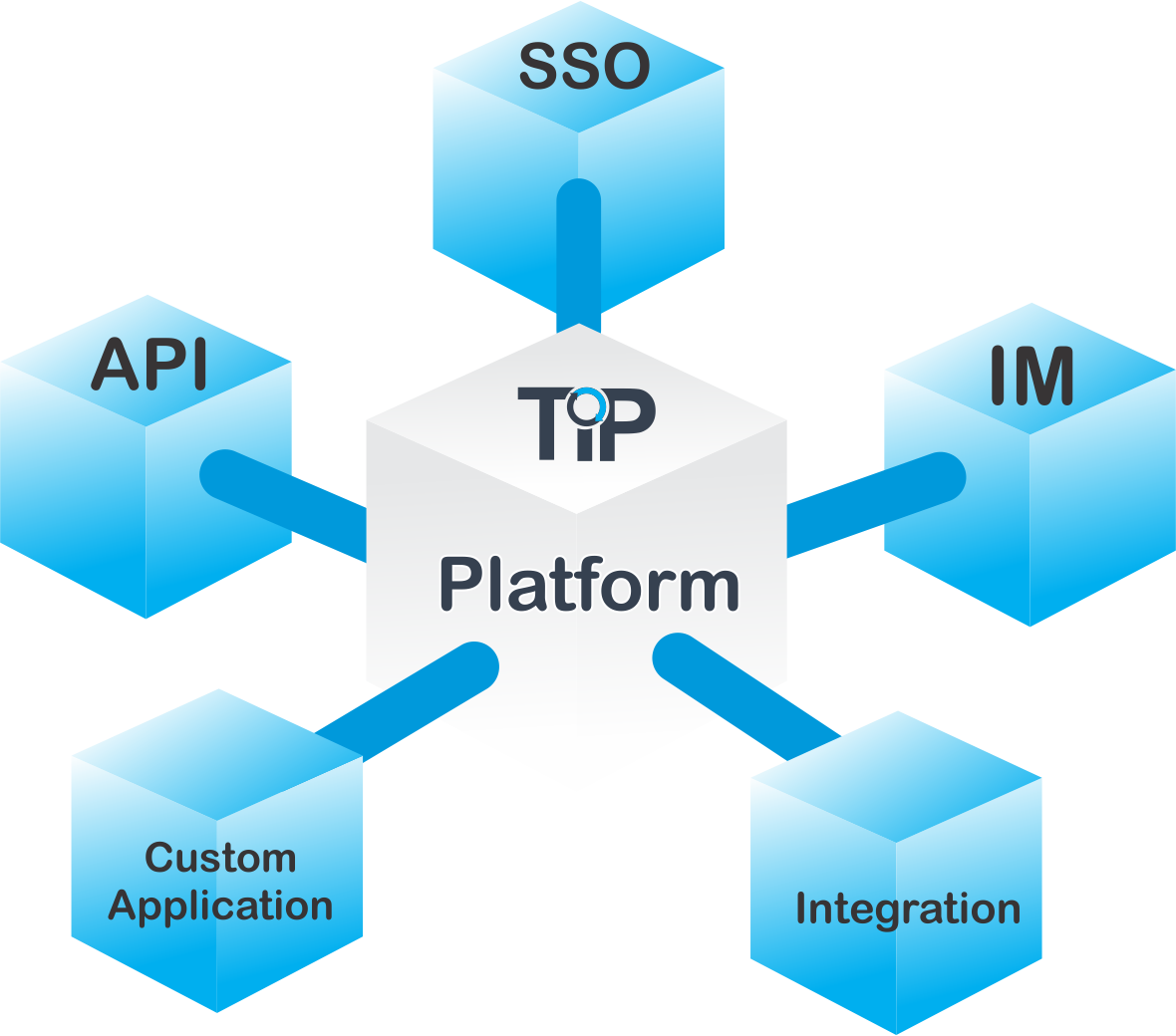 One platform for all application integration Tip Top Platform is a Plug and Play framework that gives an API engine with plug and play features to create a Centralized software development and third party software integration Platform.  More